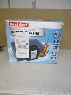 First Alert Waterproof Fire Safe