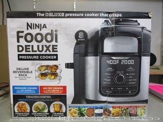 Ninja Foodi Deluxe PRessure Cooker (See Pictures)