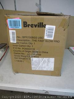 Breville Fast Slow Pro (See Pictures)