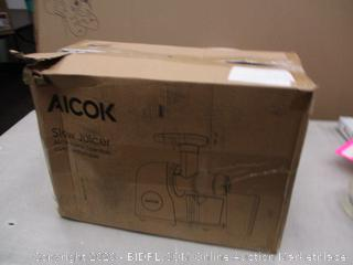 Aicok Slow Juicer (Powers On)