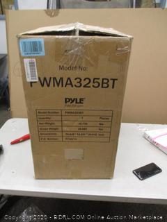 Pyle Portable BT Speaker (Powers On)