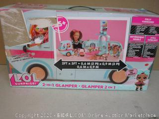 Lol Surprise 2-in-1 Camper Set