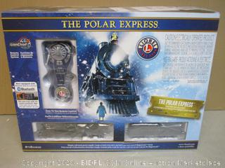 The Polar Express Train Set (See Pictures)