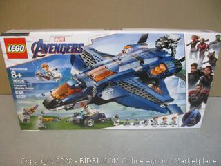 LEGO Avengers Set (See Pictures)