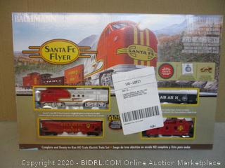 Bachmann Train Set (See Pictures)