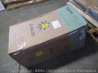 Zinus Memory Foam Comfort Pressure Relief Mattress