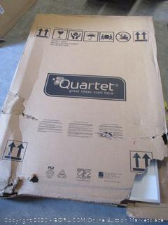Quartet Dry Erase Board (See Pictures)