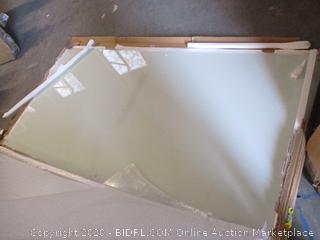 UBrands White Dry Erase Board