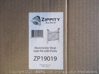 Zippity Manchester Vinyl Gate Kit
