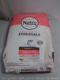 Nutro Wholesome Essentials Adult Salmon, Brown Rice & Sweet (online $53)