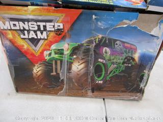 Mega Grave Digger Remote Controlled Toy