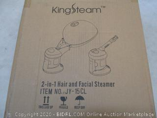 Kingsteam Hair and Facial Steamer