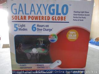 Galaxy Glo Solar Powered Globe