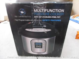 Multifunction Pressure Cooker