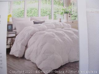 Luxury Down Comforter King/California Set