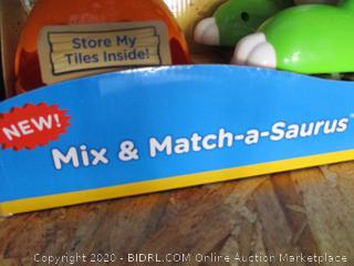 Vtech Mix & Match-a-Saurus