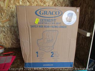 Graco Extended 2 Fit Convertible Car Seat