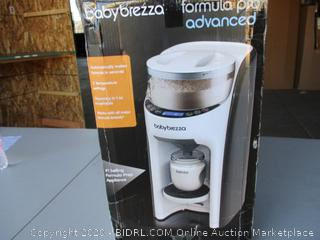 Baby Brezza Formula Pro Advanced Formula Dispenser (Retail $200)