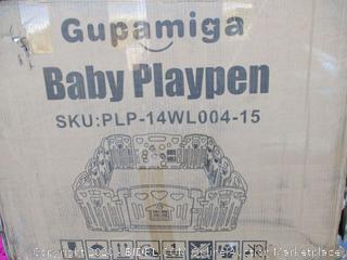 Gupamiga Baby Playpen Kids Activity Centre Safety Play Yard Home Indoor/Outdoor