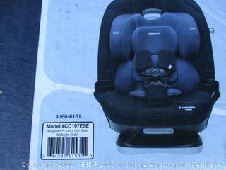 Maxi-Cosi Magellan 5-In-1 Convertible Car Seat With 5 Modes (Retail $318)