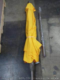 California umbrella 5 ft patio umbrella Orange