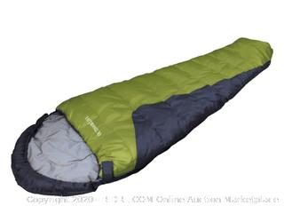 High Peak USA Alpinizmo® TR 0 Degree Mummy Sleeping Bag