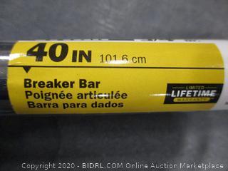 "Titan 40"" Breaker Bar"