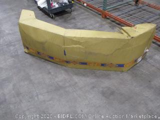 BMW 5 Series Front Bumper Cover