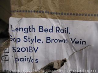 Drive Medical No GAp Half Length Bed Rail