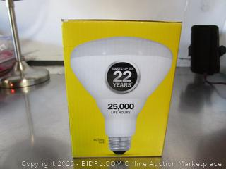 Feit Electric LED Enhance BR30 Flood Light Bulbs 750-Lumens Soft White