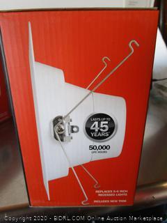 "Feit Electric LED Dimmable Enhance 850-Lumen Retrofit 5"" 6"" Kits"