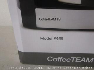 Digital Coffee Maker/ Grinder Combonation