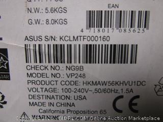 """ASUS 24"""" Gaming Monitor (Please Preview)"""