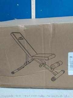 flybird multifunctional dumbbell bench(Factory Sealed/Box Damage) COME PREVIEW!!!!