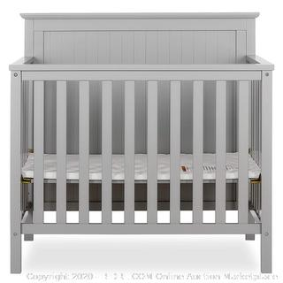 Dream On Me 3 in 1 convertible crib (online $137)