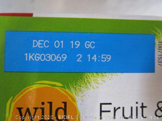 Wild Harvest Strawberry Fruit Cereal Bar