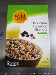 Wild Harvest Chocolate Hazelnut Granola