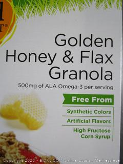 Wild Harvest Golden Honey Flax Granola