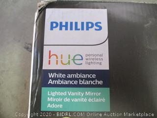 Philips- Hue- White Ambiance-Adore- Lighted Vanity Mirror (Retails $249)