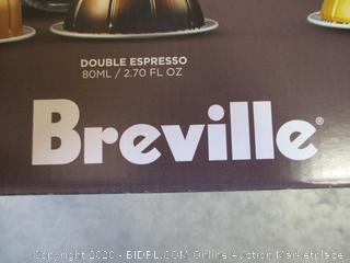 Breville-Nespresso Vertuo- Coffee and Espresso Machine