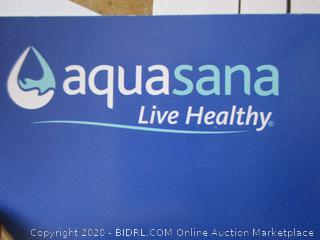 Aquasana 2 Stage Filters Only (See Pictures)
