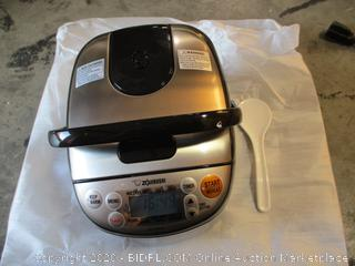 Zojirushi- Micom- Rice Cooker & Warmer