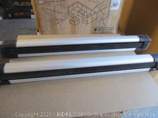 Thule SnowPack Ski/Snowboard Rack, 4 Pair-Aluminum ($229 Retail)