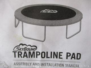 SkyBound - Replacement Trampoline Safety Pad (12 Ft - 15 Ft Frames)