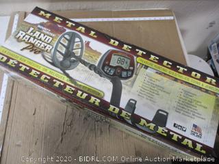 Bounty Hunter - Land Ranger Pro Metal Detector