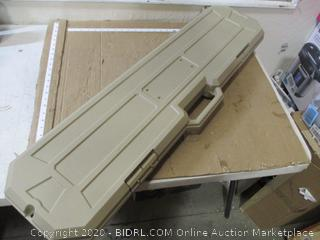FDE Hard Rifle Case with Convoluted Foam