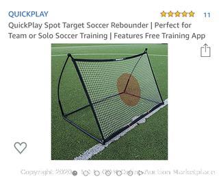 QuickPlay - Spot Target Soccer Rebounder