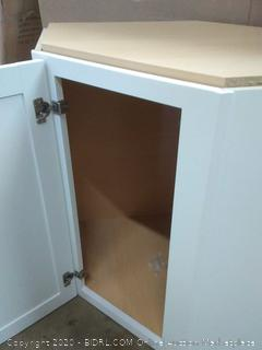 master cabinet White wall cabinet