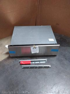 Bosch HWD5051UC warming drawer (powers on)
