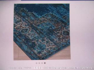 Area Rug See Pictures
